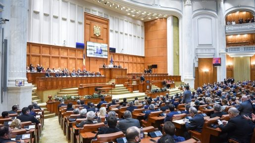 Romania parliament